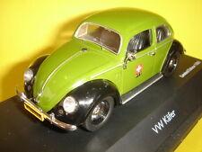 "VW COCCINELLE COX ""KÄFER"" PTT VERT SCHUCO 1/43 N/B 3364"