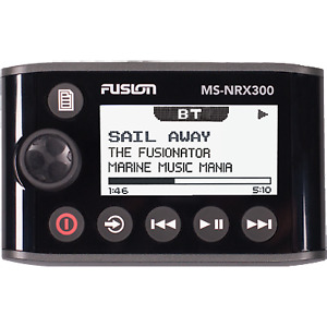 Fusion MS-NRX300 Wired Remote, NMEA 2000 010-01628-00