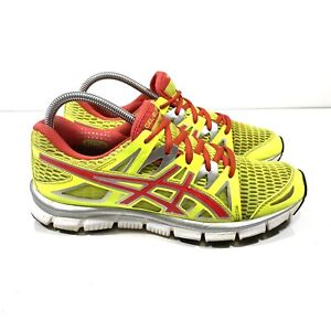 ASICS Gel-Blur 33 Yellow Women's Size 8.5 Sneaker Running Shoes T2H8N