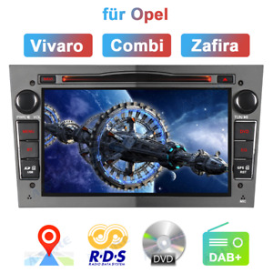 16GB OPEL Radio NAVI DVD GPS Astra Zafira B Corsa D Vectra C Vivaro Signum DAB+