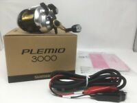 【EMS】Shimano PLEMIO 3000 Big GAME Electric Reel from Japan with Tracking number