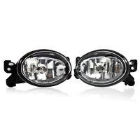 2x Nebelscheinwerfer Klarglas für Mercedes W204 W164 W463 C209 C219 W169 W211