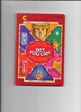 BET YOU CAN! SCIENCE POSSIBILITIES TO FOOL YOU VICKI COBB KATHY DARLING BOOK