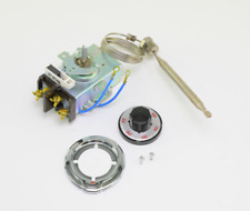 "Robertshaw 5000-844 Commercial Electric Thermostat Kit 200-400F 36"" Capillary"