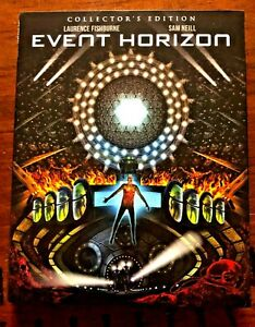 Event Horizon - Blu ray - Collectors Edition(with slipcover)- Scream Factory New