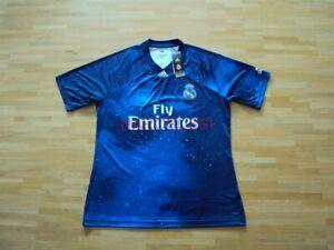 Original Adidas Real Madrid EA SPORTS Trikot NEU Gr: L Jersey JSY FIFA 19 Hazard