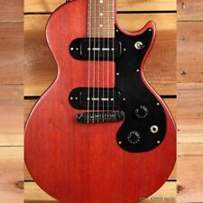 GIBSON LES PAUL MELODY MAKER +HSC Special Rare Dual P90 Cherry USA Clean! 0371