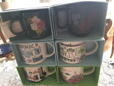 Choose One Starbucks Been There Series & Other Collectible Coffee Mug, 14oz.