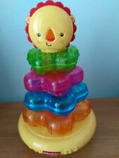Fisher Price, Musical / Light Up, Stack, Seven Tunes,  6 Months Plus