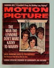 Motion Picture-Julie Andrews-Connie Stevens-Sandra Dee-3/1966