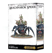 Warhammer-Orques et gobelins-Arachnarok-Carapace