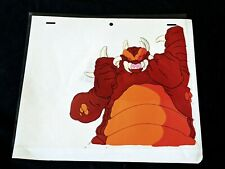 The Real Ghostbusters 1987 Animation Production DEMON GHOST Cel DiC