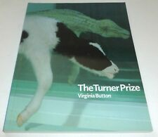 The Turner Prize - Virginia Button  1997 GROUP ART EXHIBITION CATALOGUE D HIRST