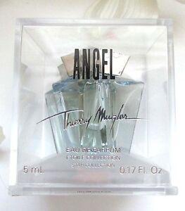 2=1+1 NEW MINI WOMEN: ANGEL BY THIERRY MUGLER ED. PARFUM 0.17 OZ +KENNETH VIAL