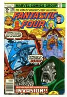 Fantastic Four #198  Comic Dr. Doom  (1978, Marvel)   8.5  INVASION !  SEE SCANS