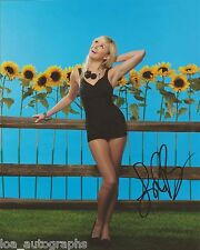 Laura Bell Bundy singer REAL hand SIGNED Photo #2 COA Autographed Hairspray