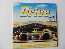 DRIVE PROMO CD BLUE OYSTER CULT MEAT LOAF CHEAP TRICK SANTANA BONNIE TYLER GUEST