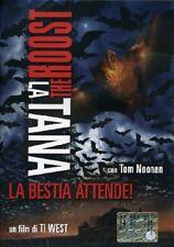 The Roost. La tana di Ti West LA BESTIA ATTENDE Karl Jacob DVD NUOVO