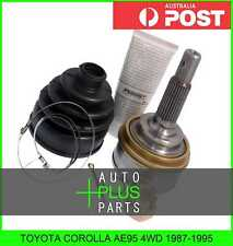 Fits TOYOTA COROLLA AE95 4WD 1987-1995 - Outer Cv Joint 24X56X26