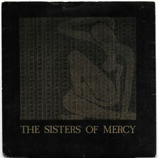 "THE SISTERS OF MERCY Alice / Floorshow UK 1982 7"" Single w/PS on Merciful MR 015"