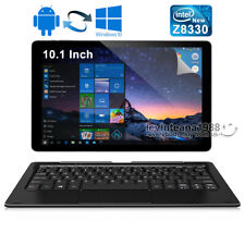 """10.1"""" Cube iWork10 Pro 4GB/64GB ANDROID WINDOWS 10 DUAL OS TABLET PC w/ keyboard"""