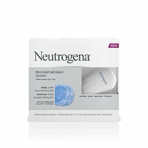 Neutrogena Microdermabrasion System Kit