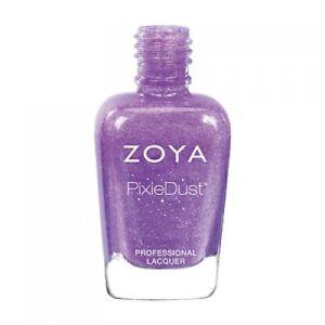 Zoya Natural Nail Polish glittered- 8 variations to choose from!