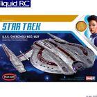 Polar Lights 967M 1/2500 Star Trek USS Shenzhou 2T Snap Kit Plastic Model