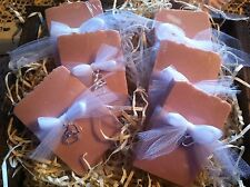 Misty Hill Farm Soap Wedding Baby Shower Birthday Favors $2.25 made to order