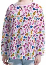 Hüftlange Prinzessinnen-Damen-T-Shirts keine Mehrstückpackung