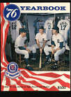 1976 DETROIT TIGERS OFFICIAL YEARBOOK LOT845