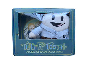 Tug and the Tooth Adventure Starts With A Wiggle Book & Plush Toy Boxed Set Gift
