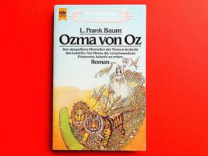 Fantasy-TB: Ozma von Oz * L. Frank Baum * Heyne * Zustand: gut + * gebraucht