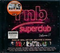RNB Superclub Volume 17 CD NEW Sefu Def Rok Skinny Calvin Harris DJ Khaled