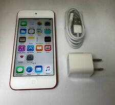-*-Apple iPod Touch 5th Gen 32GB RED A1421 MP3 Music Player  GOOD CONDITION