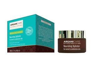 Arganicare Natural Nourishing Hydrator Moisturizing For Normal Skin