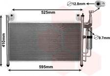 Condenseur à Air avec radiateur MAZDA B2500 UH7161480F UM6561480A 1356049 3M3519710CA