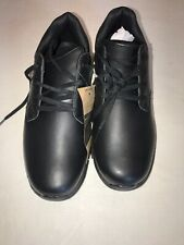 Shoes for Crews Mens Black Sneakers Shoes Non Slip Work SZ 9.5 M.     - (SS6)