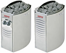 Electric Sauna Heater Harvia Vega 4.5 - 9 kW Built-in or Separate Control