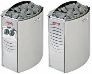 Electric Sauna Heater Harvia Vega 4.5 - 9 kW Built-in or Separate Control