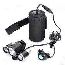 TRUSTFIRE TR-D003 KIT FARO 1800 LUMEN A 3 LED BICI MTB FANALE LUCE MJ BIKE LIGHT