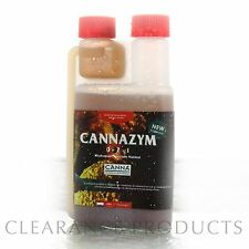 Canna Cannazym 1L New Formula 1 Liter Hydroponics Enzyme Bud Additive Nutrient