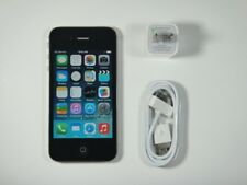 Apple iPhone 4s - 16GB - Black (AT&T) A1387 (CDMA + GSM),AT&T,Bell,Telus...