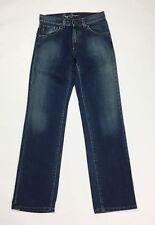 Pepe jeans london usato uomo unisex W28 tg 42 gamba dritta slim denim T3584