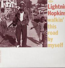 Lightnin' Hopkins - Walkin' This Road By Myself [New Vinyl] UK - Import