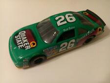 RACING CHAMPIONS 1994 BRETT BODINE #26 FORD THUNDERBIRD QUAKER STATE NASCAR 1:24