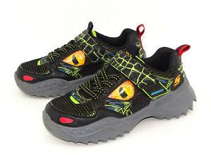 Skechers Air-Cooled Schuhe Jungen Kinder-Halbschuhe Sneakers Sportschuhe Gr. 35