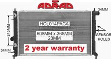 HOLDEN VECTRA 1997-2003 JR, JS 4 CYLINDER RADIATOR *GENUINE ADRAD*