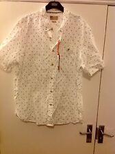 North Coast Short Sleeve Cotton Shirt With Pocket  Size: XX Large