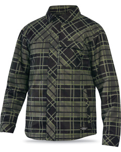 New Dakine Benny Insulated Jacket Men's Large Cypress Green Plaid